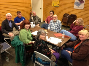 Rochester Writers' Group